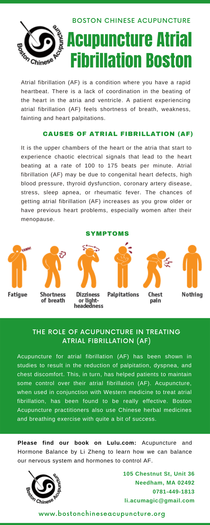 Acupuncture Atrial Fibrillation
